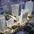 Brickell CityCentre mixed-use project in Miami