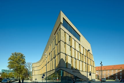 Frederiksberg Courthouse Expansion, Copenhagen