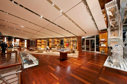 Luxury in the Best Possible Light: Flagship Store with UV Protection