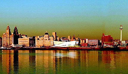 Liverpool museum mersyside european capital albert docks