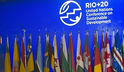 Just days ahead of the official kick-off of Rio+20 on 20 June 2012, the UN's Environment Programme (UNEP) unveiled a new 'resource-efficient' initiative