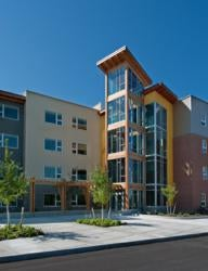 LEED certification for SUNY ESF dormitory