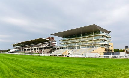A £45m redevelopment of the Cheltenham Racecourse has been initiated by the Jockey Club.