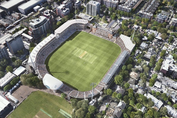 The South-Western project marks the second phase of redevelopment of Lord's Cricket Ground that is led by Marylebone Cricket Club's (MCC) master plan.