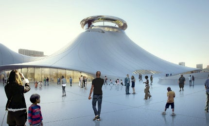 Lucas Museum of Narrative Art is a museum planned to be built in Chicago.