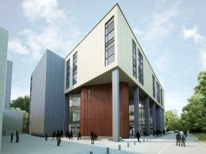 New General Teaching Accommodation Building
