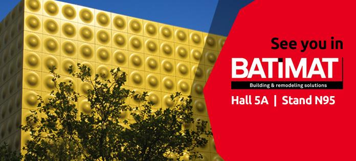 Elval Colour in Batimat 2015