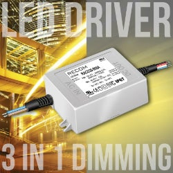 three in one LED driver