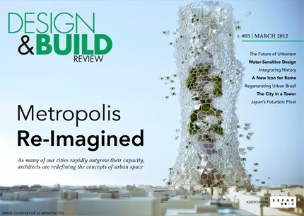 Read the latest issue of Design & Build Review