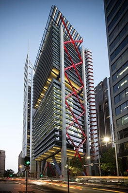 8 Chifley Square office tower