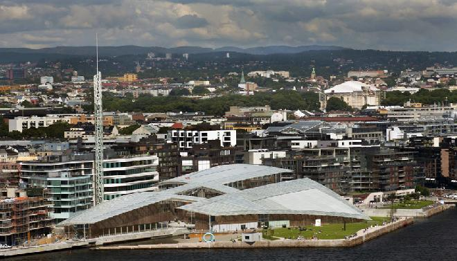 Astrup Fearnley Museum of Contemporary Art reopens in Oslo