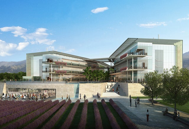 Biomedical Research and Biotechnology Center in Italy