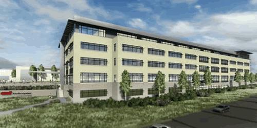 Bell Helicopter new headquarters in US