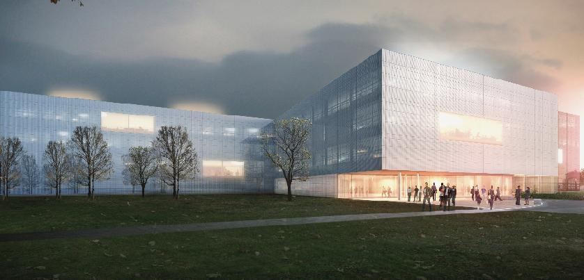 Clariant Innovation Center in Germany