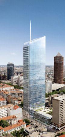 Incity Tower in France