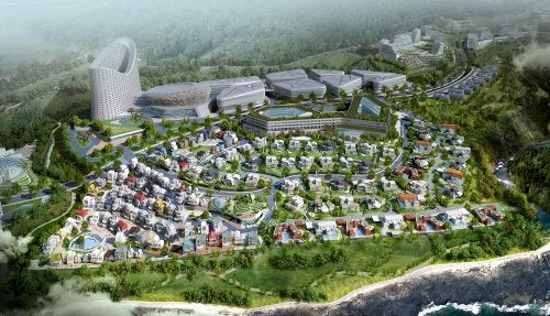 Jeju Airest City project in South Korea