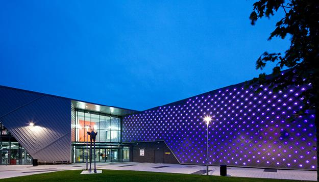 Knowsley leisure and culture park in UK