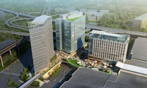 Tysons Corner Center project in US