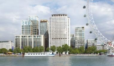 Shell Centre site in London