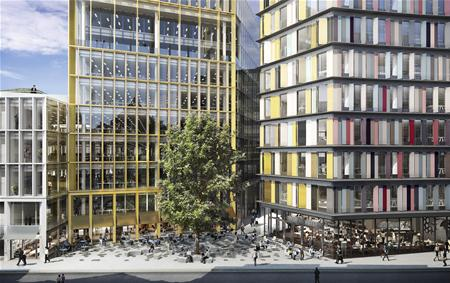 New Ludgate mixed-use scheme