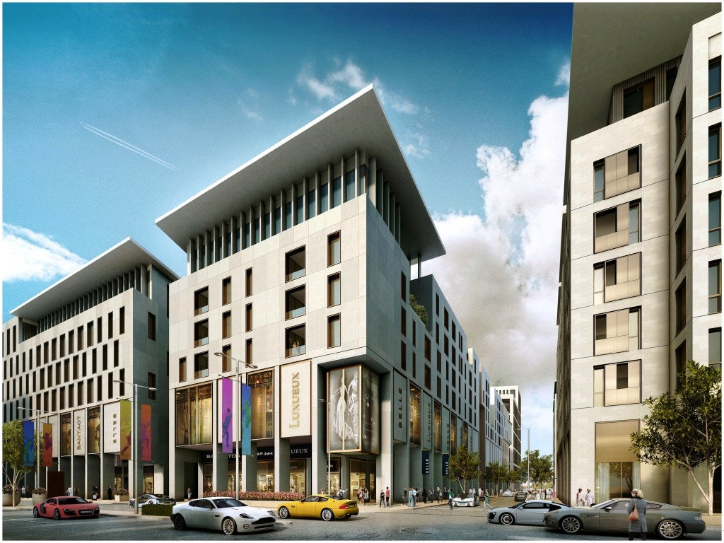 Msheireb Downtown Doha project phase three