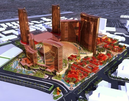 Resorts World Las Vegas project in US