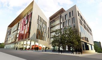 University of Strathclyde in Glasgow