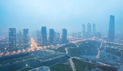 Songdo International Business District (Songdo IBD)